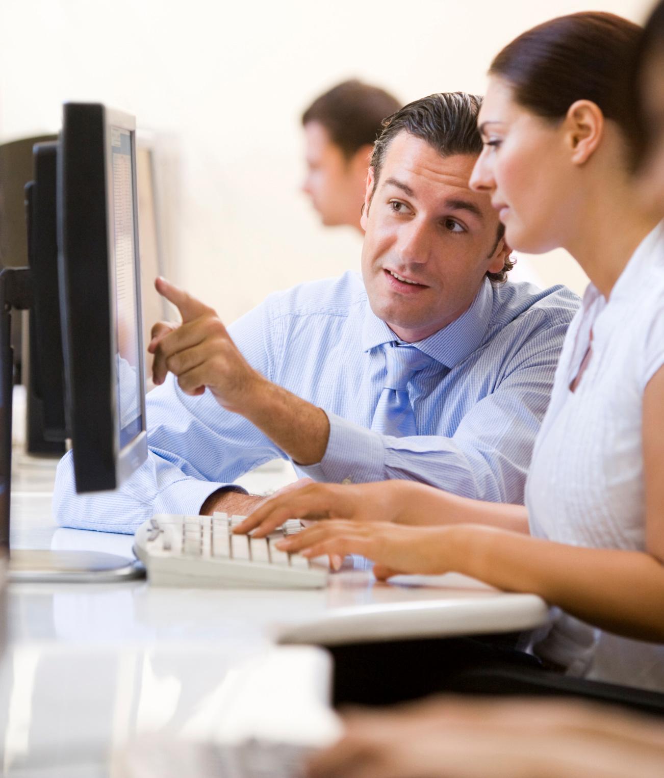 Scopri i vantaggi della formazione personalizzata